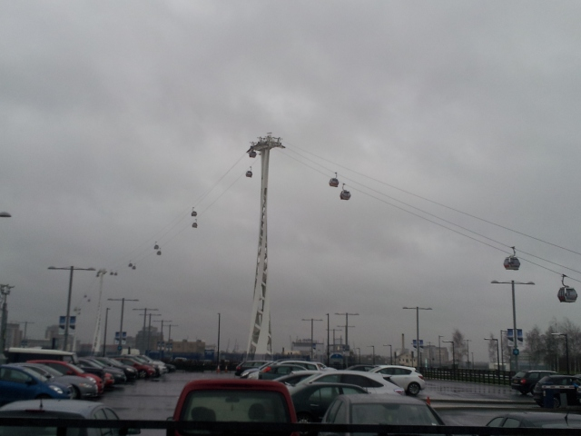 Emirates Airline London Cable Car