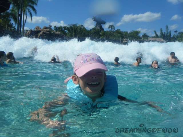 Typhoon Lagoon Wave Pool